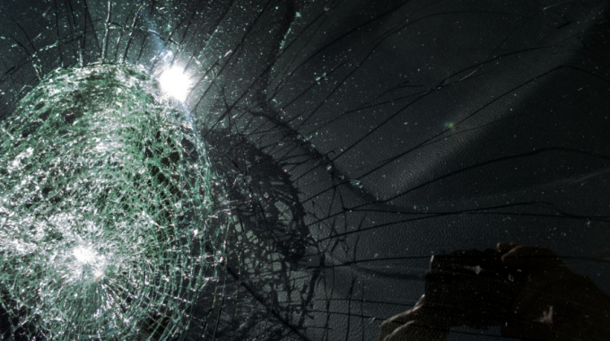 Windshield accidents